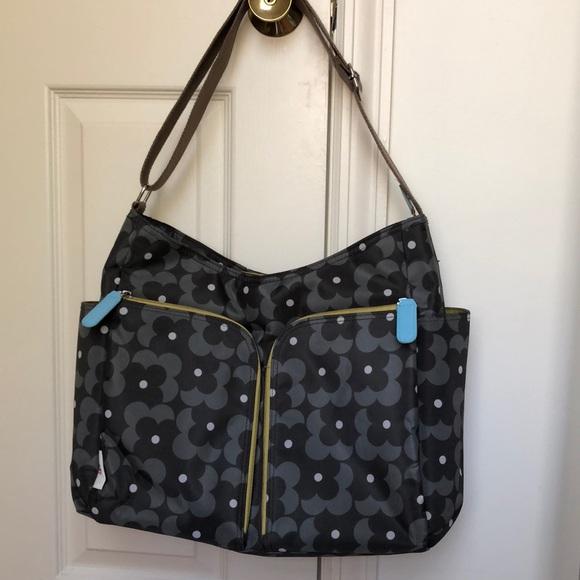 93e68ee766a7 Orla Kiely diaper bag. M 5afdb92c36b9de333fa51b73